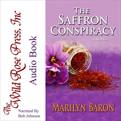 The Saffron Conspiracy: A Novel cover art