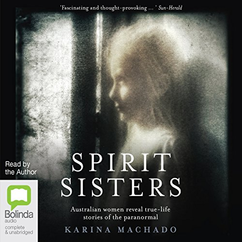 Spirit Sisters audiobook cover art