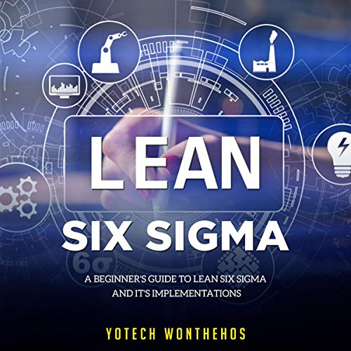 Lean Six Sigma: A Beginner's Guide to Lean Six Sigma and It's Implementations cover art