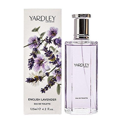 English Lavender by Yardley London Eau De Toilette Spray 4.2 oz for Women - 100% Authentic