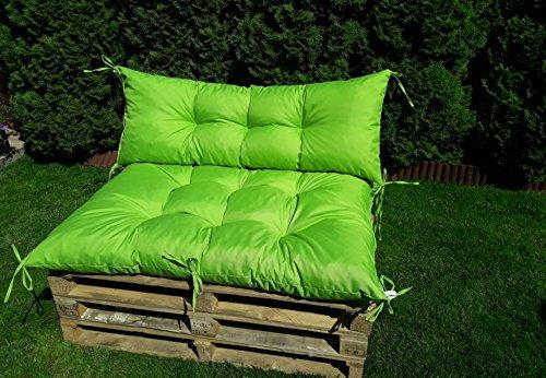 123home24.com kussen voor meubels van pallets, vele kleuren, aantrekkelijke toevoeging aan meubels groen