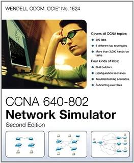 CCNA 640-802 Network Simulator (2nd Edition)