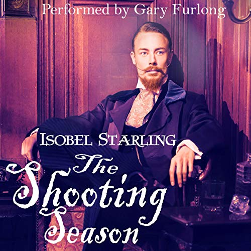 The Shooting Season audiobook cover art