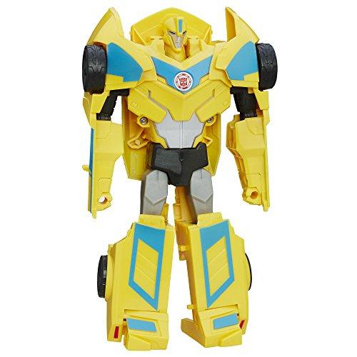 Transformers: Robots in Disguise cambiadores de 3Pasos Energon Boost Bumblebee