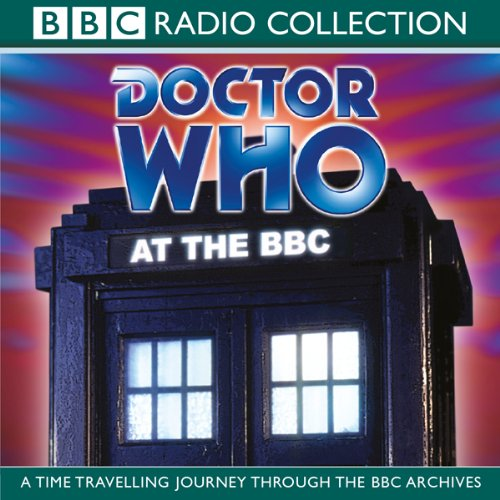 Doctor Who at the BBC, Volume 1 audiobook cover art