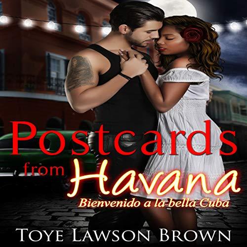 Postcards from Havana audiobook cover art