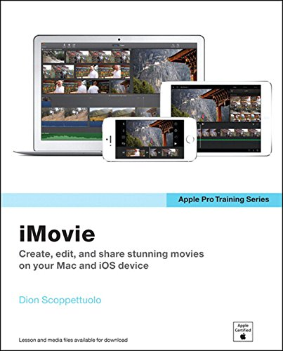 Apple Pro Training Series: iMovie (English Edition)
