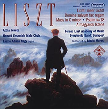 Liszt: Works for Male Voices Accompanied by Wind Instruments