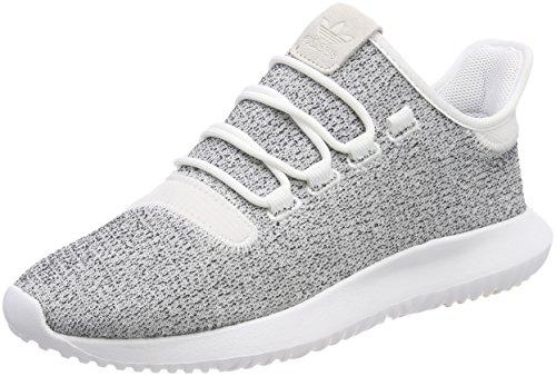 adidas Tubular Shadow, Zapatillas de Deporte Hombre, Blanco (Footwear White/grey One/footwear White 0), 44 2/3 EU