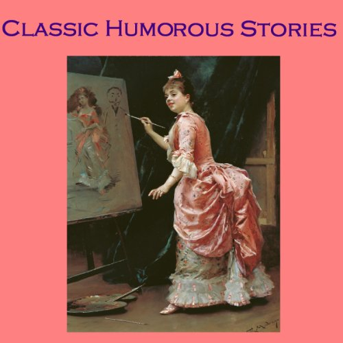 Classic Humorous Stories audiobook cover art