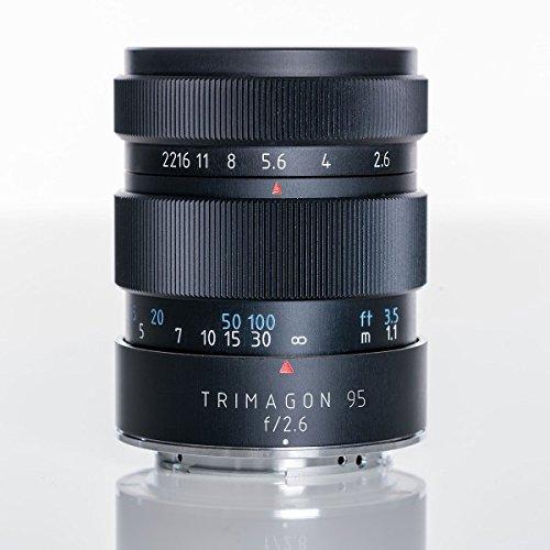 günstig Meyer-Optik-Görlitz Trimagon95f2.6 für Canon EF – Made in Germany Vergleich im Deutschland