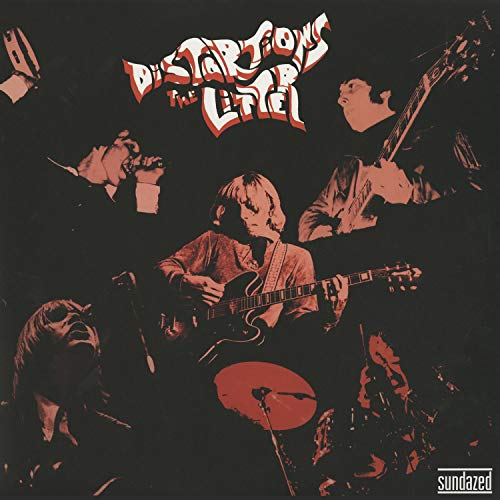 Distortions (Red Vinyl Wblack Swirls) [Vinilo]