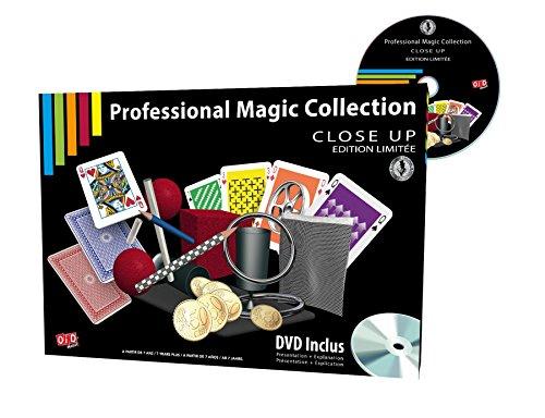 Megagic - Magic Collection - CL2 - Coffret De Magie - Coffret Close Up 2
