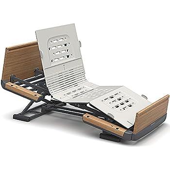 【組立配送込み】パラマウントベッド 楽匠Z 3モーション ラクリアモーション 木製ボード(足側ロータイプ) 幅91cm×レギュラー191cm KQ-7332