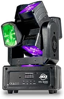ADJ Products XS 600,cont 360 deg, 6X10W RGBW led