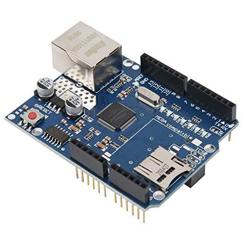 SEDOOM Red del Módulo De La Placa De Expansión LAN Ethernet W5100...