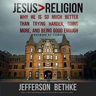 Jesus > Religion audiobook cover art