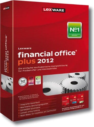Lexware Financial Office Plus 2012 Update (Version 16.00) (benötigt Zusatzupdate ab 01.06.2012)