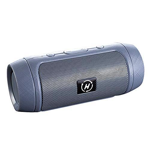 duoying Altavoz Bluetooth inalámbrico Bluetooth altavoces exquisita reproducción Bluetooth al aire libre 400MA nuevo MINI2+ tarjeta de plástico portátil Mini altavoz Bluetooth