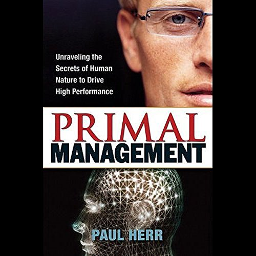 Primal Management audiobook cover art
