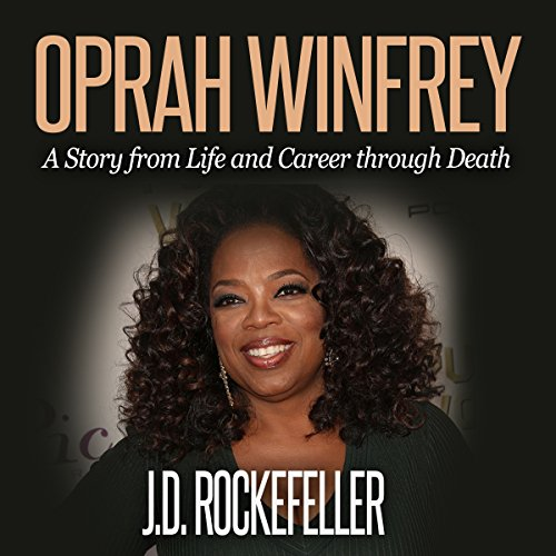 Oprah Winfrey: Top 10 Tricks to Winning in Life audiobook cover art