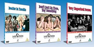Leslie Phillips Movie Collection