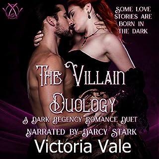 The Villain Duology  audiobook cover art