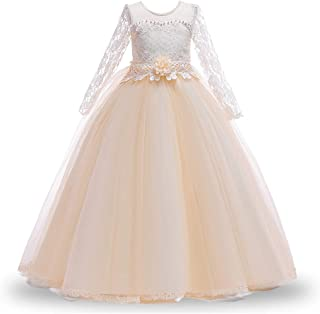 ivory country flower girl dresses