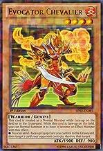 Yu-Gi-Oh! - Evocator Chevalier (BP02-EN085) - Battle Pack 2: War of the Giants - 1st Edition - Mosaic Rare