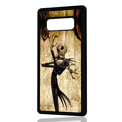 (for Samsung Galaxy S10+ / S10 Plus) Durable Protective Soft Back Case Phone Cover - HOT0184 Nightmare Before Christmas 0184