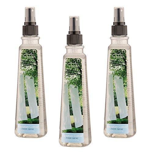 San Francisco Soap Company Egyptian Cotton Linen Spray - 3 x 16 oz