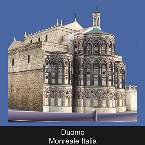 Duomo Monreale Italia (ITA) copertina