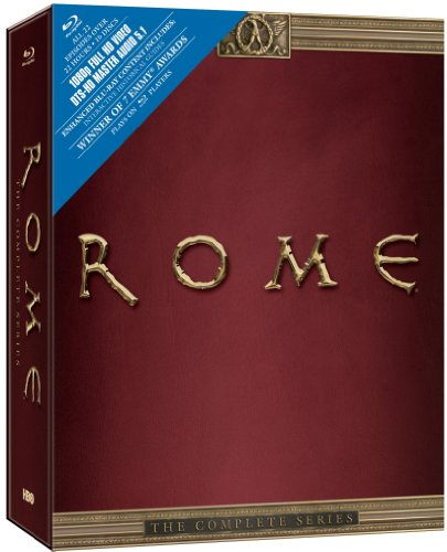 Rome: The Complete Series (Repackage/BD) [Blu-ray]