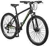Schwinn High Timber Mountain Bike, ALX, 29-Inch Wheels, Black