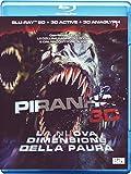 Piranha 3D(2D+3D active+3D anaglyph+ 4 paia di occhialini...