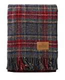 Pendleton, Motor Robe with Carrier, Charcoal Stewart