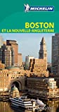 Guide vert Boston et la Nouvelle-Angleterre [green guide Boston, New England in French (GUIDES VERTS (33410)) (French Edition)