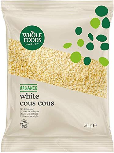 Whole Foods Market - Cous Cous (Semola di grano duro) biologico, 500g