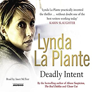 Deadly Intent cover art