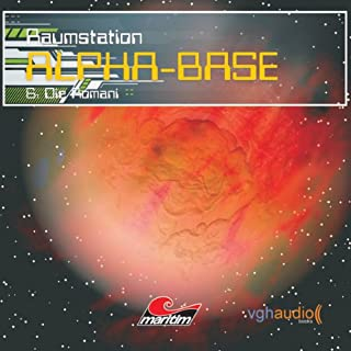 Die Romani (Raumstation Alpha-Base 6) Titelbild