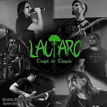 Lautaro, Toqui de Toquis: En Vivo SCD Egaña