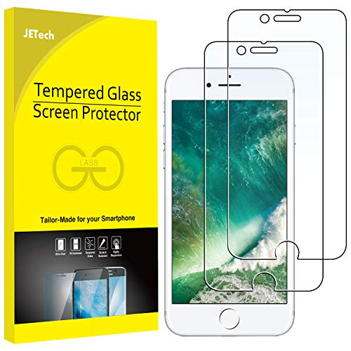 JETech Protector Pantalla iPhone 8 Plus iPhone 7 Plus