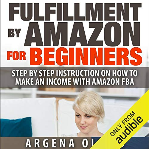 Fulfillment by Amazon for Beginners cover art