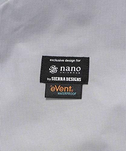 ナノ・ユニバース(nano・universe)SIERRADESIGNS別注eVentモッズコートMカーキnano・universe