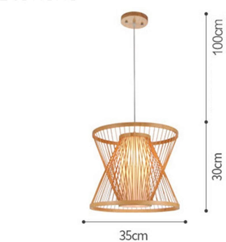 Lampen Pendelleuchte Deckenlampe Hngelampe Kronleuchter Japanische Bambus Led Anhnger Leuchten Wohnzimmer Vintage Hngelampe Restaurant Home Loft Decor Suspension