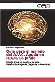 Guia para el manejo del A.V.C. Agudo en H.A.R. La Janda: Codigo Ictus en Hospital de Alta Resolución La Janda (Vejer de la Frontera)