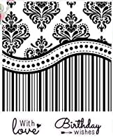 Birthday wishes Transparent Clear Silicone Stamp Seal DIY Scrapbooking photo Album Decorative A0816