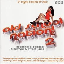 old school nation cd