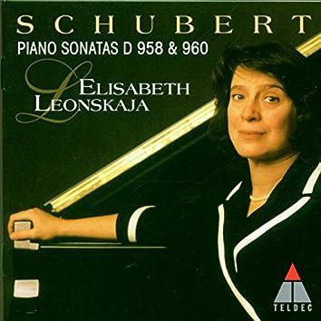 Schubert : Piano Sonatas Nos 19 & 21