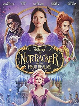 DVD The Nutcracker and the Four Realms Book